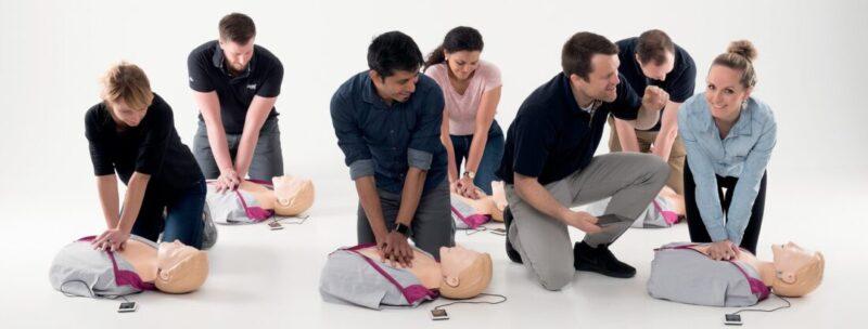 Lär dig HLR (hjärt- och lungräddning) gratis