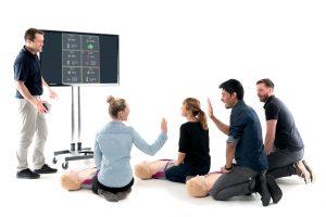 Huvudinstruktörskurs HLR (barn/vuxen/D-HLR) Hjärtochlungräddning.se