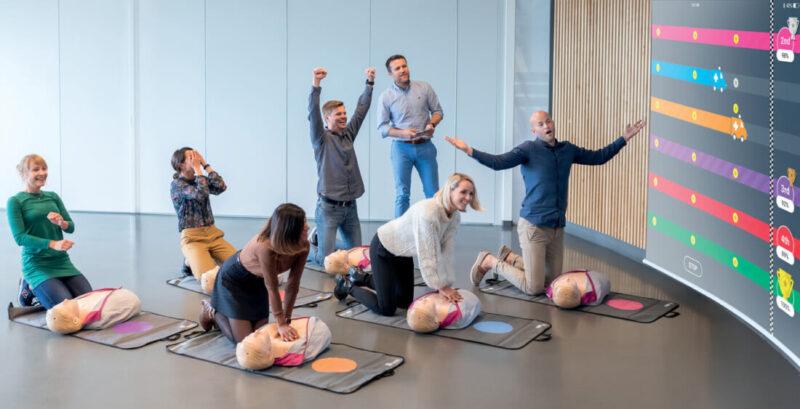 Hjärt- och lungräddning HLR utbildning - Hjärtochlungräddning.se