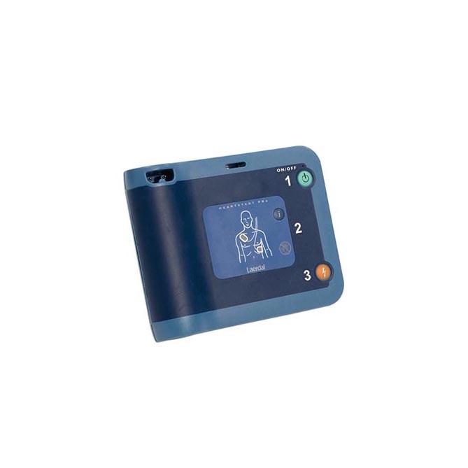 Service hjärtstartare Philips FRx - så byter du batteri och elektroder