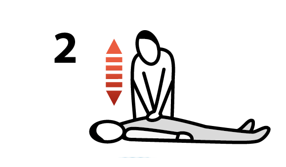 HLR (hjärt- och lungräddning) - 3 enkla steg som räddar liv (2. starta HLR)