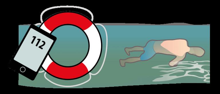 Drunkningsolycka - så gör du HLR vid drunkning