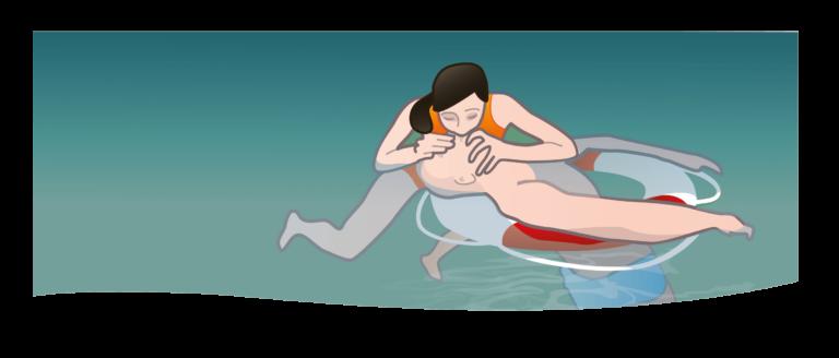 Hur gör man HLR vid drunkning? Drunkningsolycka - så gör du HLR vid drunkning (inblåsningar med livboj)