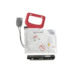 Charge Pak CR Plus Lifepak (batteri och elektroder)