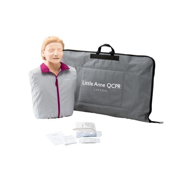 HLR-docka Little Anne QCPR 1-pack ljus hud