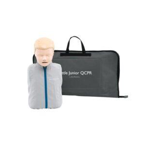 HLR-docka Little Junior QCPR inklusive väska ljus hud 1-pack