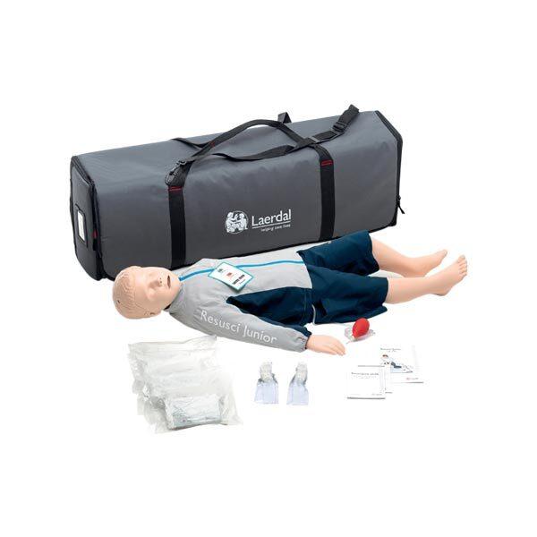 HLR-docka barn Resusci Junior QCPR inklusive väska