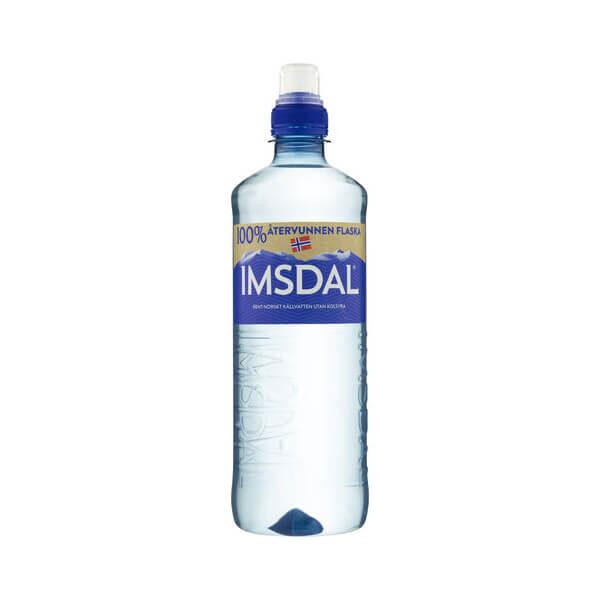 Imsdal Sportcap kallvatten stilla Pet 65 cl