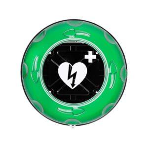 Skåp hjärtstartare Rotaid Plus Inomhusskåp med larm grön