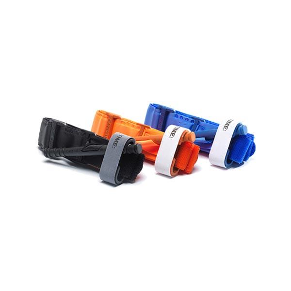 Tourniquet CAT Gen 7 svart, orange och blå