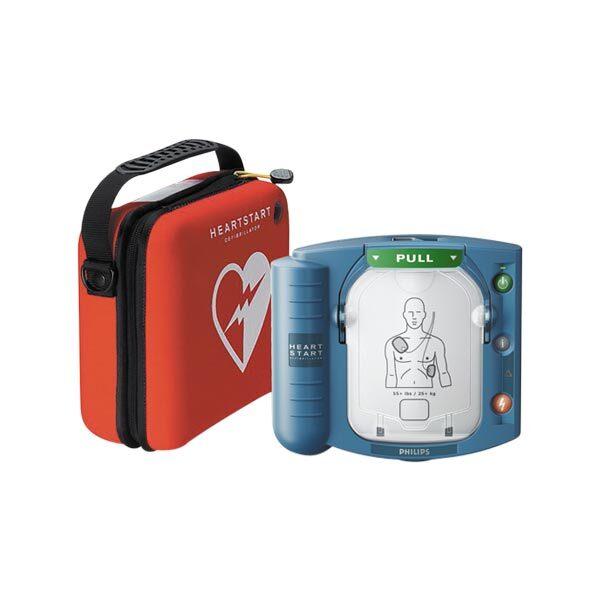 Väska slim till hjärtstartare Philips HS1