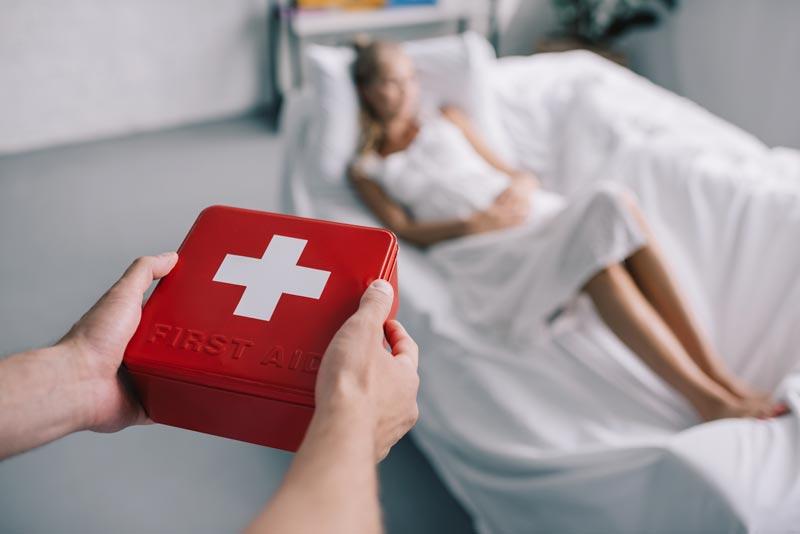Beställ hjärtstartare, HLR och Första hjälpen i HLR-butiken