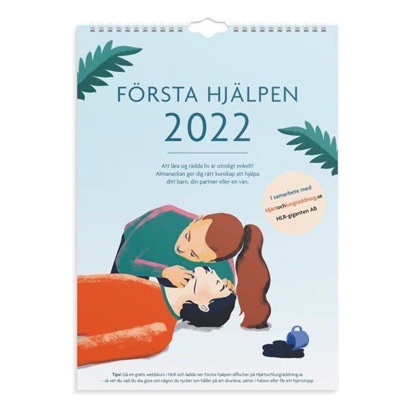 Kalender Första hjälpen 2022