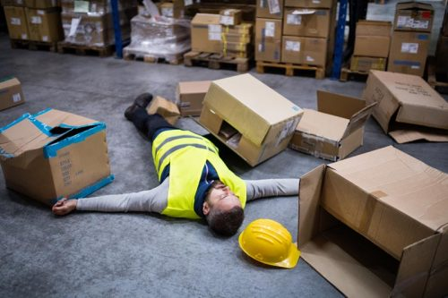 Kan dina dina kollegor hjälpa dig om du skadar dig eller får ett hjärtstopp