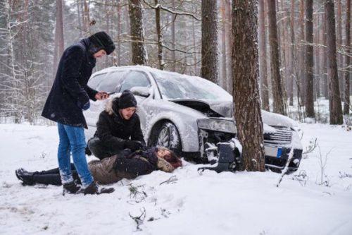 L-abc - 4 enkla steg som räddar liv vid trafikolycka