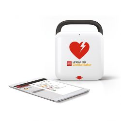 LIFEPAK-CR2-iPadDAHL MEDICAL