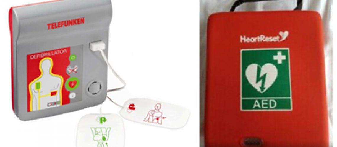 Läkemedelsverket har förbjudit all försäljning av hjärtstartaren Telefunken och HeartReset - Hjärtochlungräddning.se